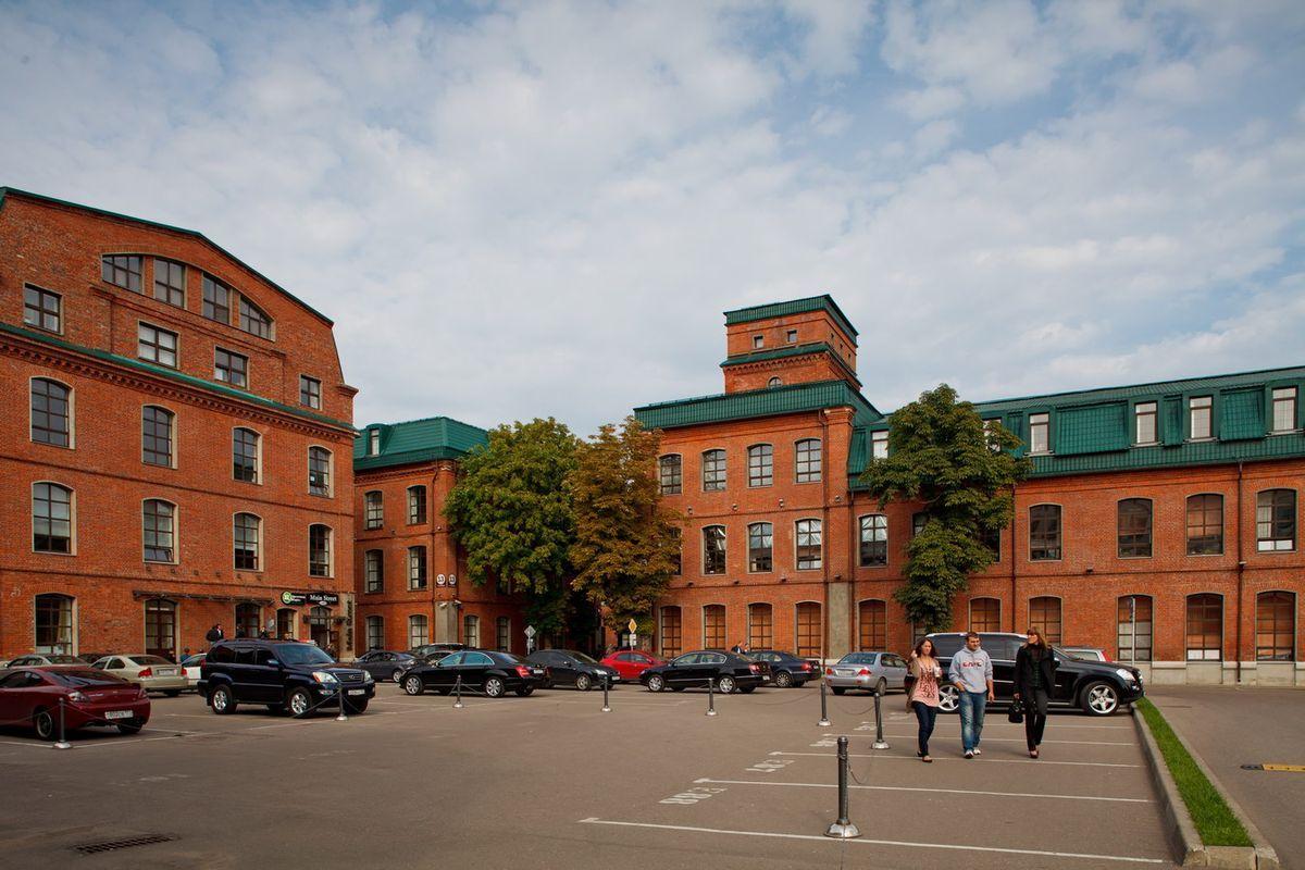 Бизнес-центр Новоспасский Двор